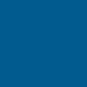 Falzonal aluminium enzianblau