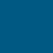 Falzonal aluminium azurblau