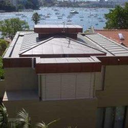 Copper multi-residential