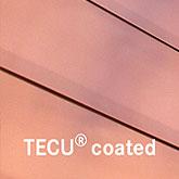 KME copper tecu-coated
