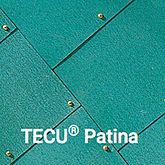KME copper tecu-patina